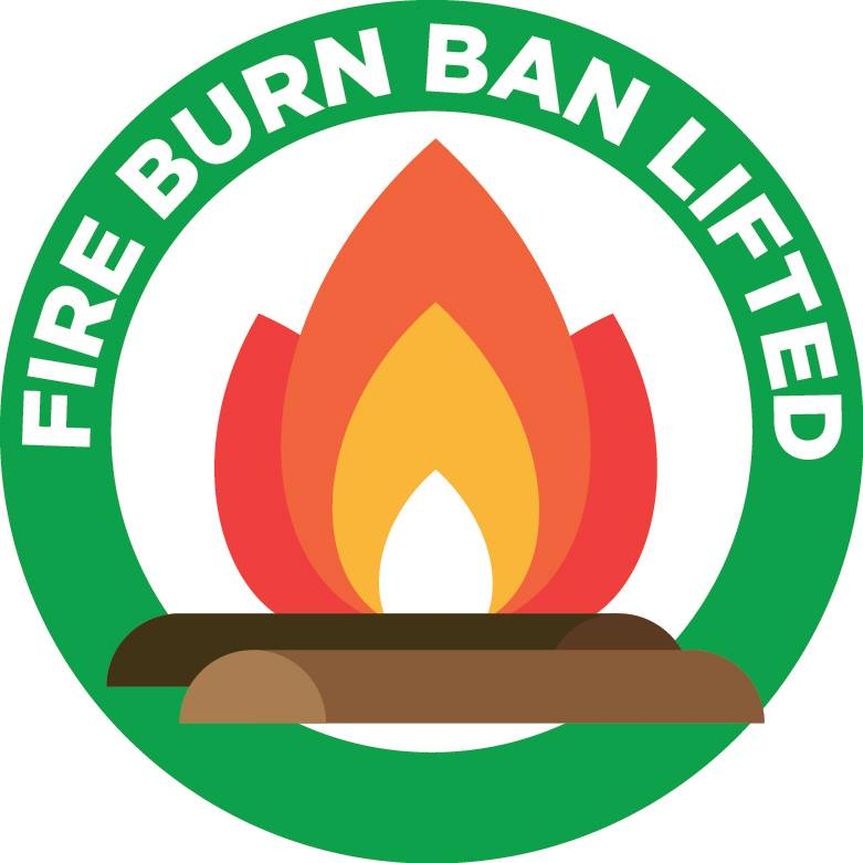 burn ban lifted.2